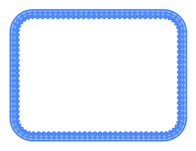 Lace border PNG