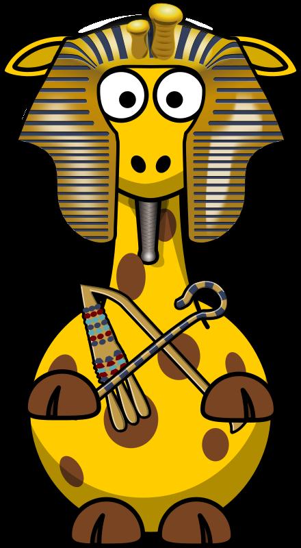 Giraffe_Pharao