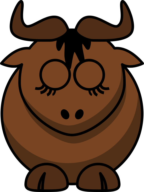 Cartoon_gnu_sleep