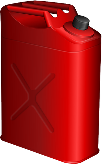 Jerry can PNG cutouts