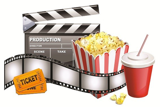 Movie free icon PNG