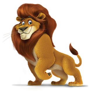 PNG images: Lion