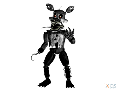 Nightmare fox transparent PNGs