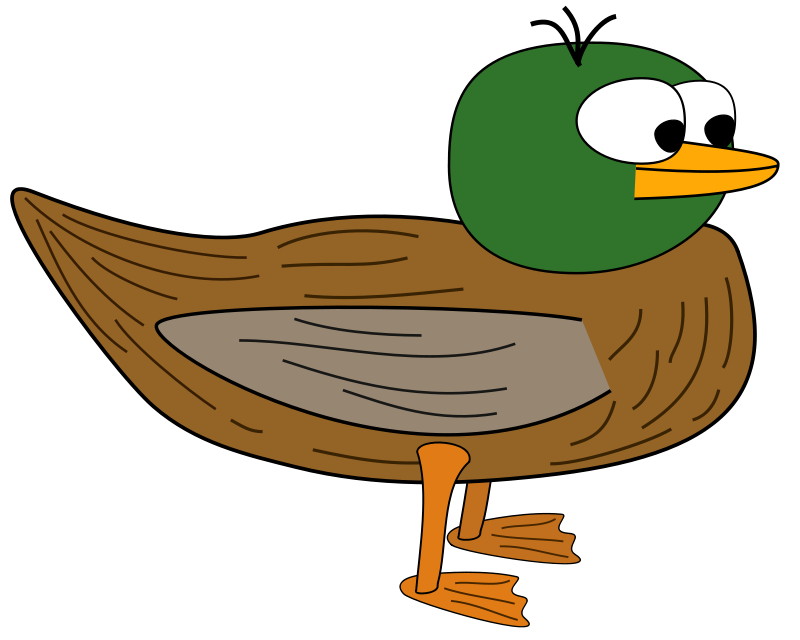 andForMore_Cartoon_Duck