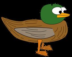 andForMore_Cartoon_Duck