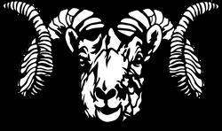 Gerald_G_Dall_Sheep_Ram_(stylized)