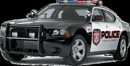 Police car PNGs
