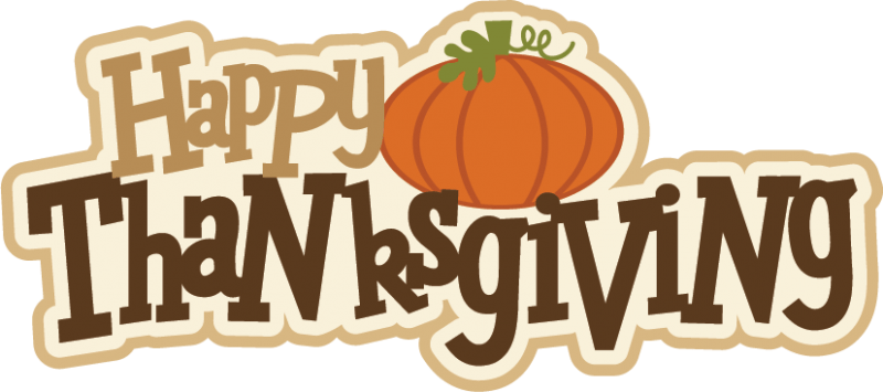 Thanks giving PNGs