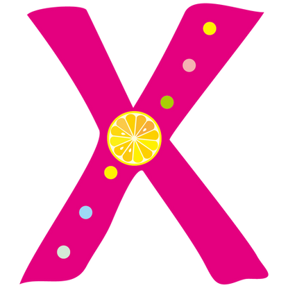 Letter X PNG