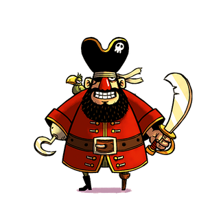 Pirate PNG images