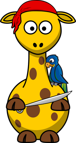 Giraffe_Pirat