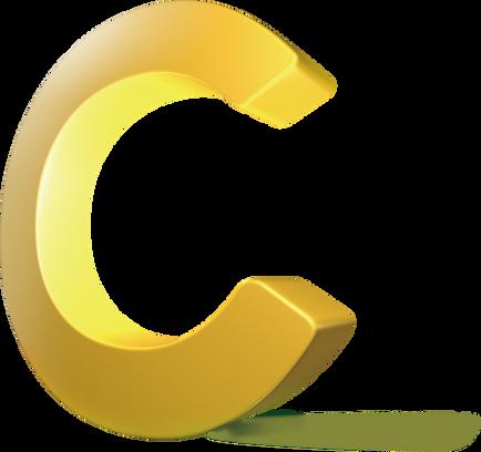 Letter C PNG