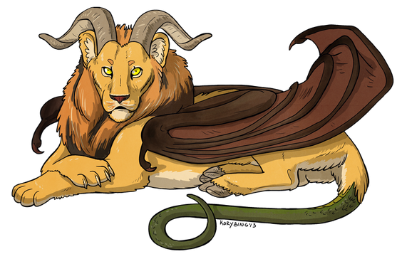 Chimera PNG images