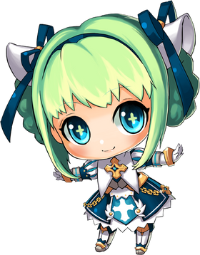 Chibi, free PNG collection