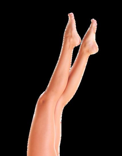 Leg transparent images