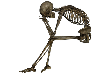 Skeleton PNG images