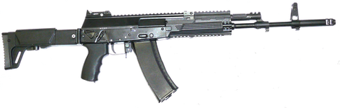 Assault rifle, free PNG images