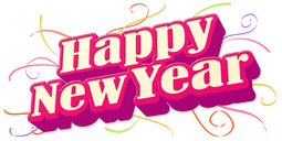New year PNGs