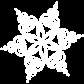 Snowflake, free PNGs