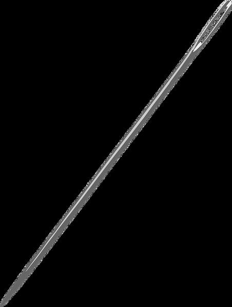 Needle PNG cutouts