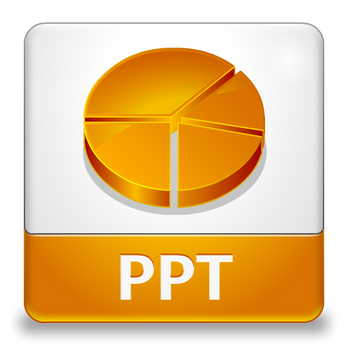 PPT free icon PNG