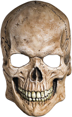 Skeleton transparent images