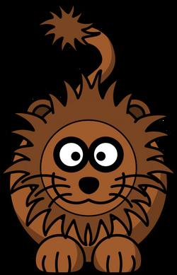 StudioFibonacci_Cartoon_lion