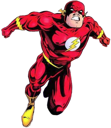 The Flash PNG