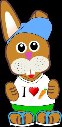 Rabbit_005_Baby_Cartoon_Summer_Wear