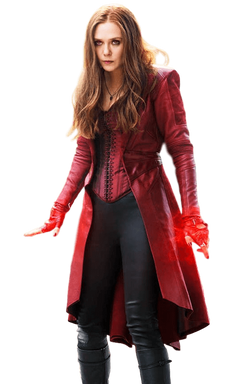 Scarlet witch, free cutout images