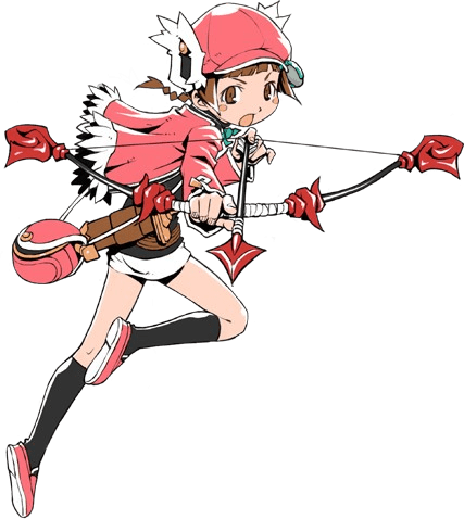 Summon night toris PNG