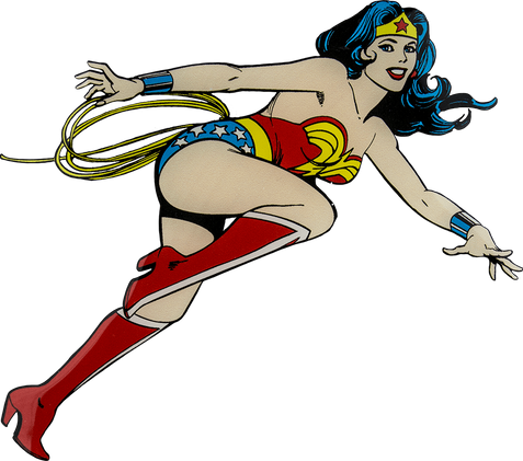 Wonder woman, free cutout pngs