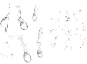 Water droplet, free PNGs