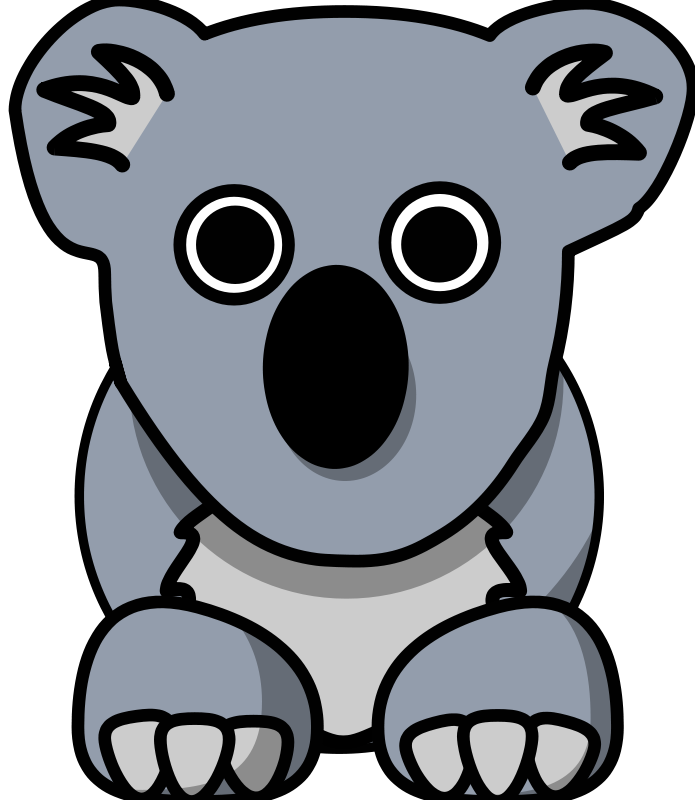 Cartoon_Koala