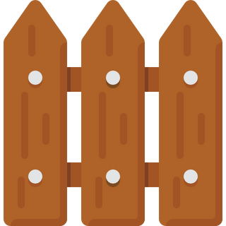 Fence free icon PNG