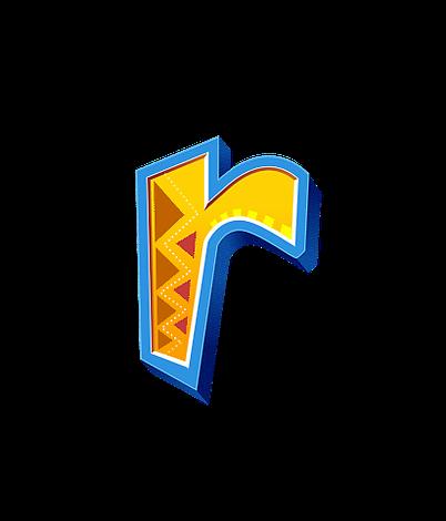 Letter R PNG