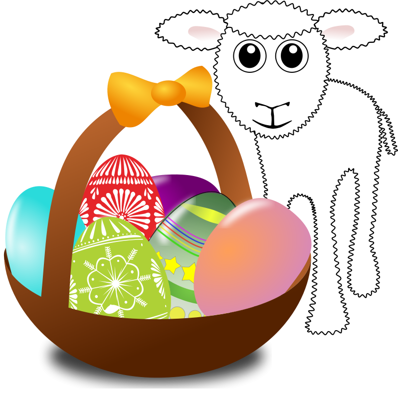 Sheep_003_Cartoon_Easter_Eggs