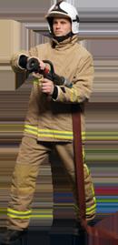 Fireman transparent images