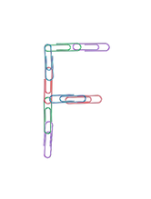 Letter F PNG