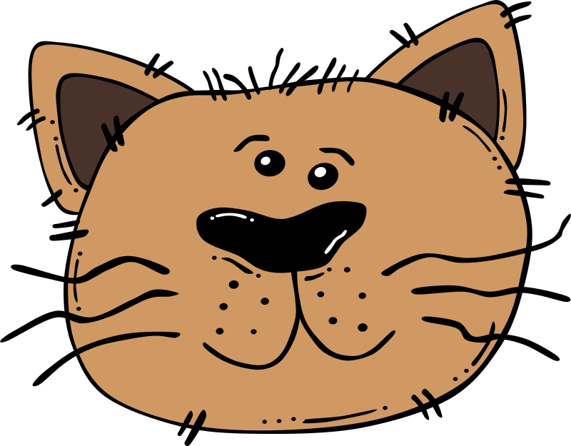 Gerald_G_Cartoon_Cat_Face_3