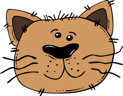 Gerald_G_Cartoon_Cat_Face_3