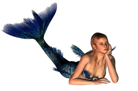 Mermaid PNG images