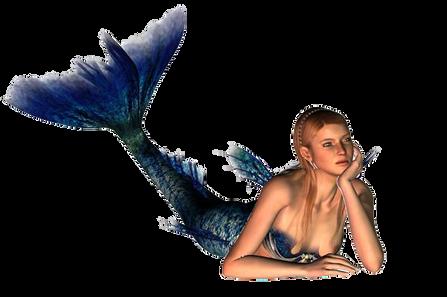 Mermaid PNG images