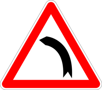 Road sign PNG images