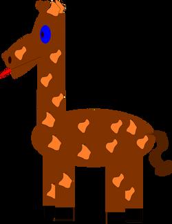 Machovka_Funny_giraffe
