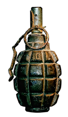 Grenade, free PNG images