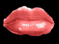 Lip transparent images