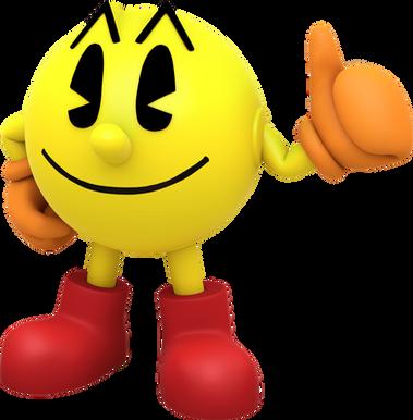 Pac man PNG