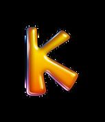Letter K PNG