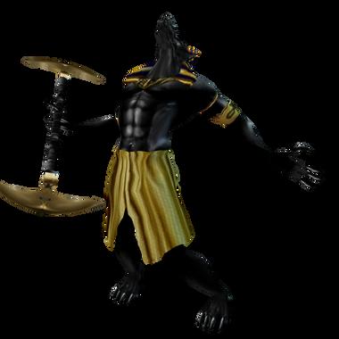 Anubis PNG images
